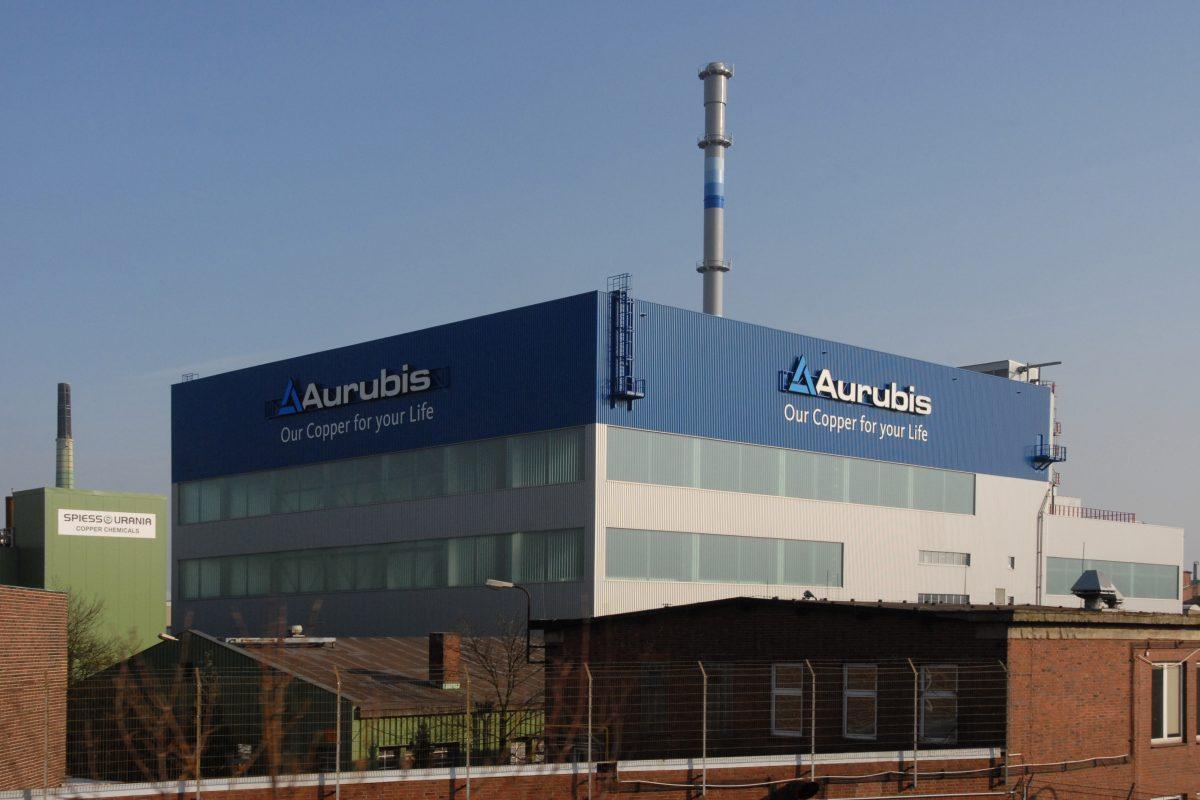 Aurubis AG Hamburg